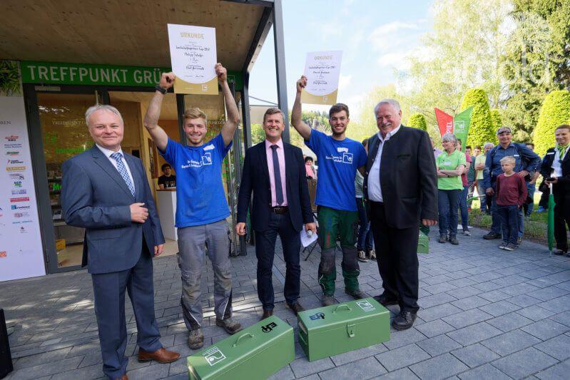 Landschaftsgärtner-Cup Baden-Württemberg 2017