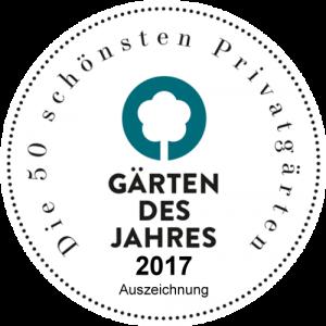Gärten des Jahres 2017