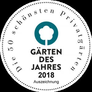 Gärten des Jahres 2018