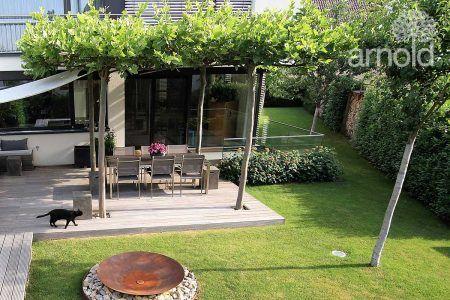 Neugestaltung einer Gartenanlage für junge Familie in Stuttgart